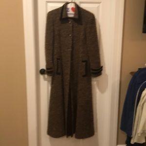Jackets & Blazers - J Peterman coat
